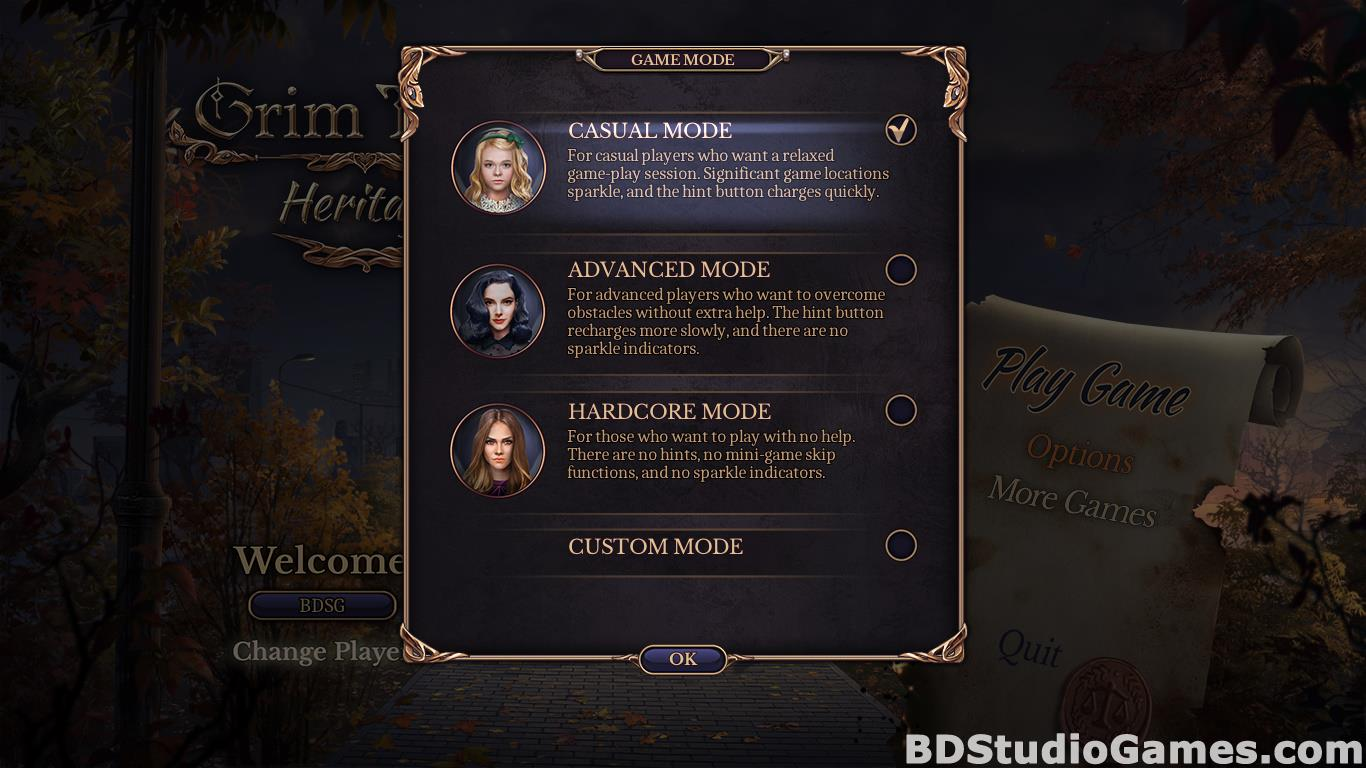 Grim Tales: Heritage Collector's Edition Free Download Screenshots 02
