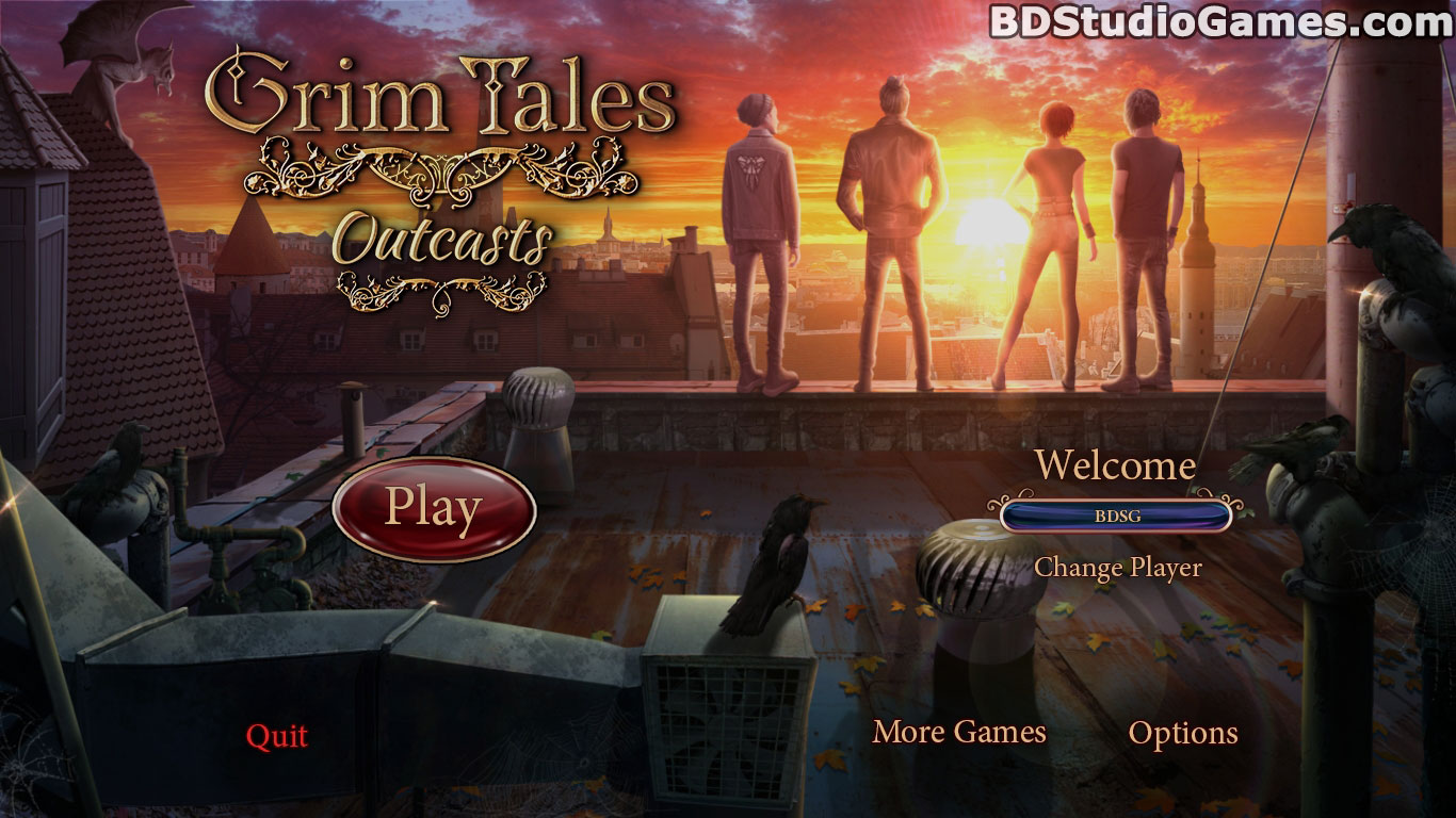 Grim Tales: Outcasts Beta Edition Free Download Screenshots 1