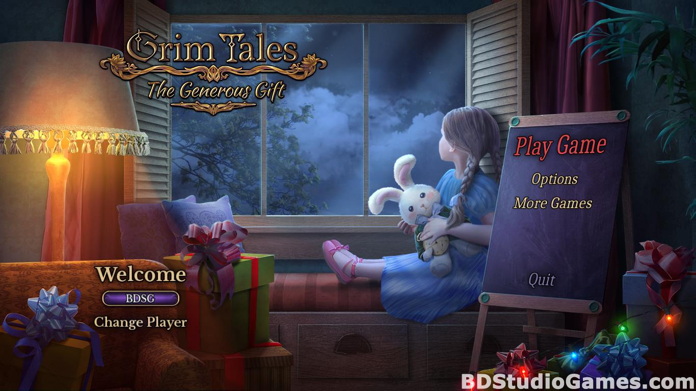Grim Tales: The Generous Gift Collector's Edition Free Download Screenshots 01