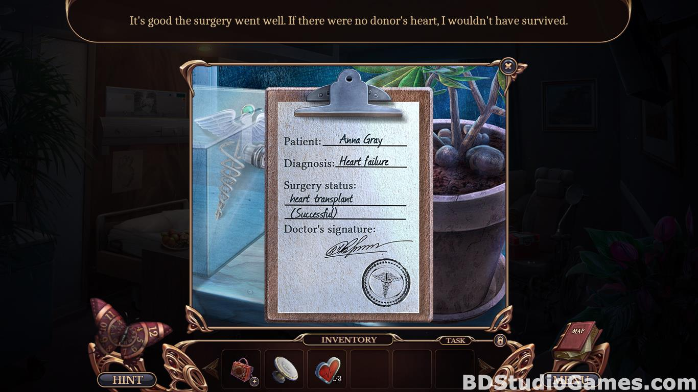 Grim Tales: Trace in Time Collector's Edition Free Download Screenshots 11