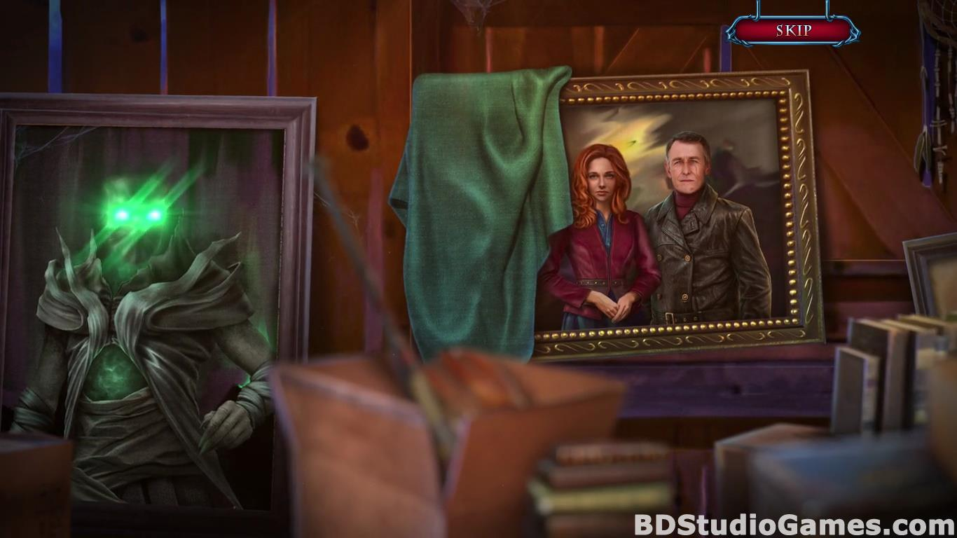 Halloween Chronicles: Behind the Door Collector's Edition Free Download Screenshots 01