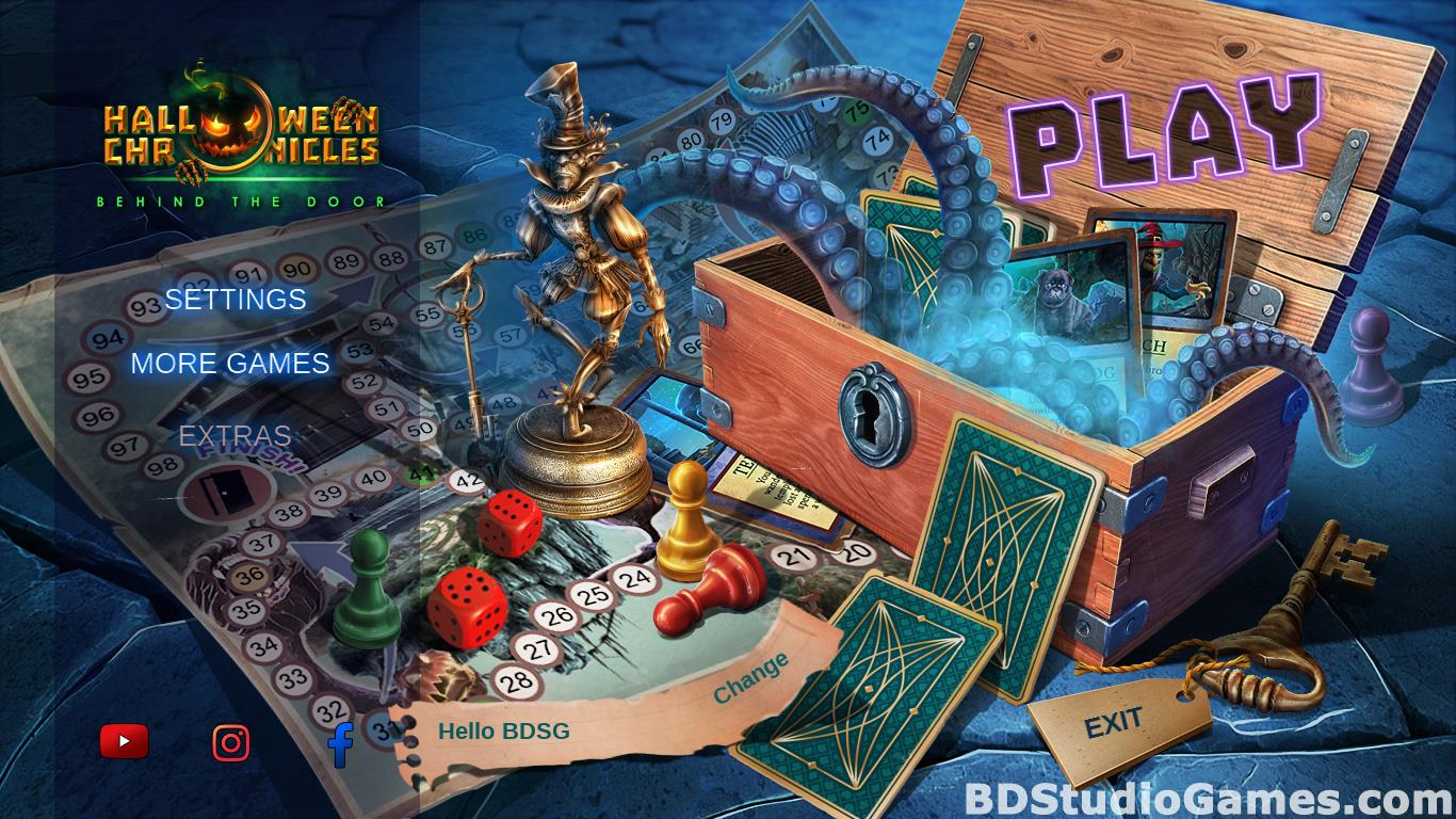 Halloween Chronicles: Behind the Door Collector's Edition Free Download Screenshots 02