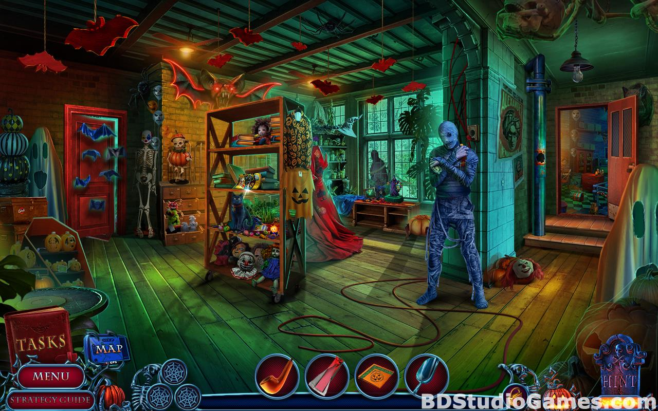 Halloween Chronicles: Cursed Masks Collector's Edition Free Download Screenshots 13