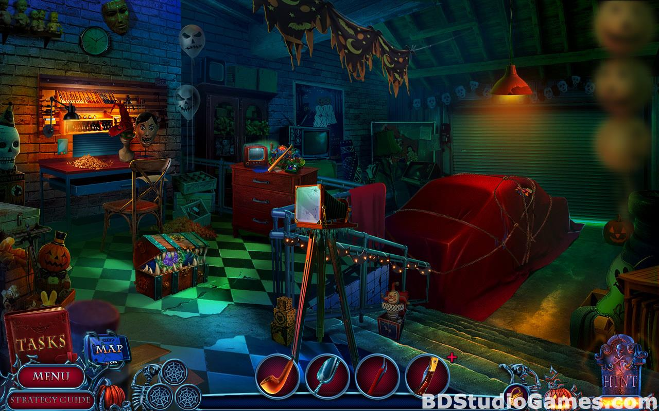 Halloween Chronicles: Cursed Masks Collector's Edition Free Download Screenshots 14