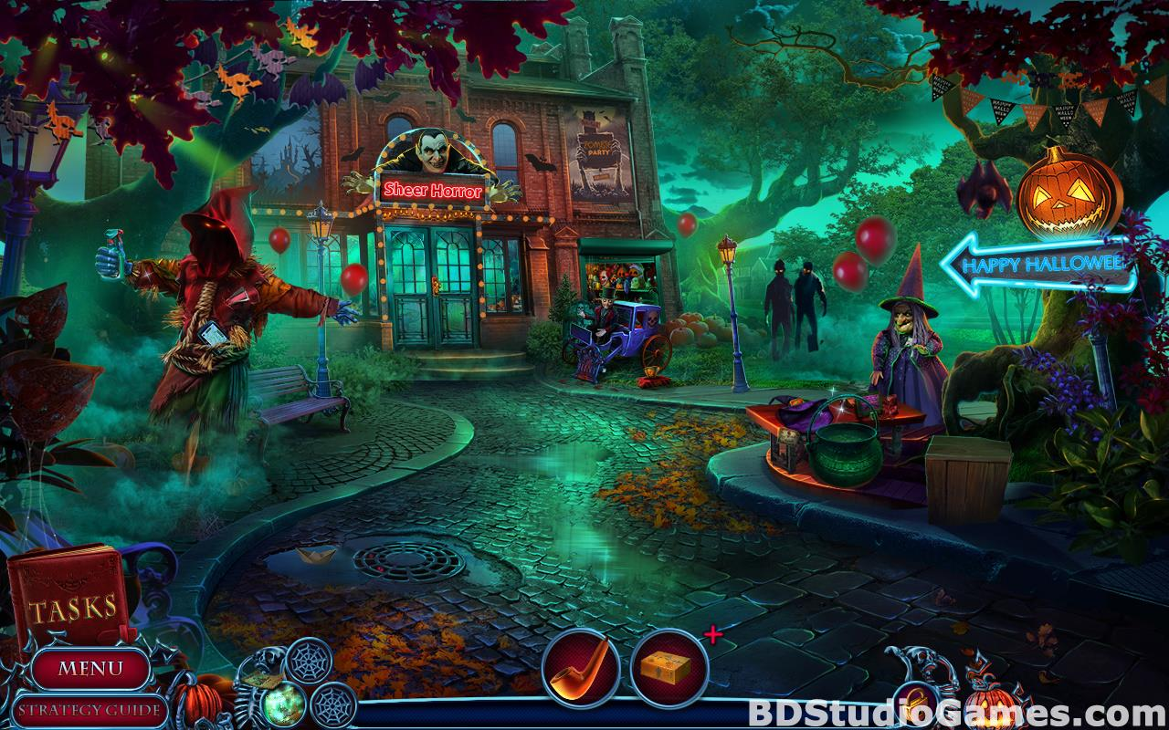 Halloween Chronicles: Cursed Masks Collector's Edition Free Download Screenshots 08