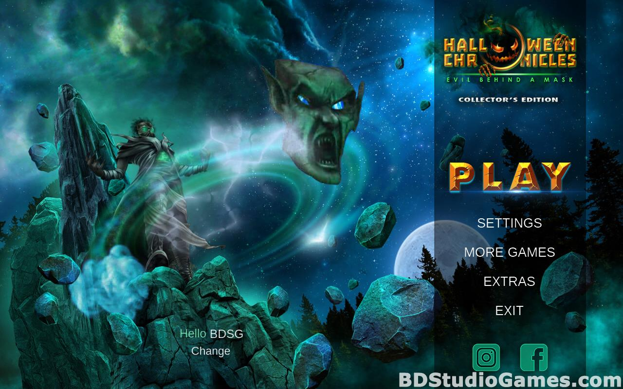 Halloween Chronicles: Evil Behind a Mask Collector's Edition Free Download Screenshots 01