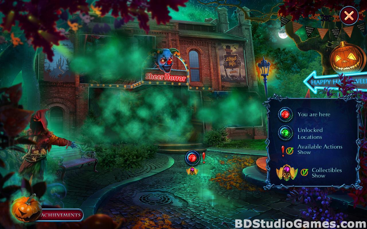 Halloween Chronicles: Evil Behind a Mask Collector's Edition Free Download Screenshots 11