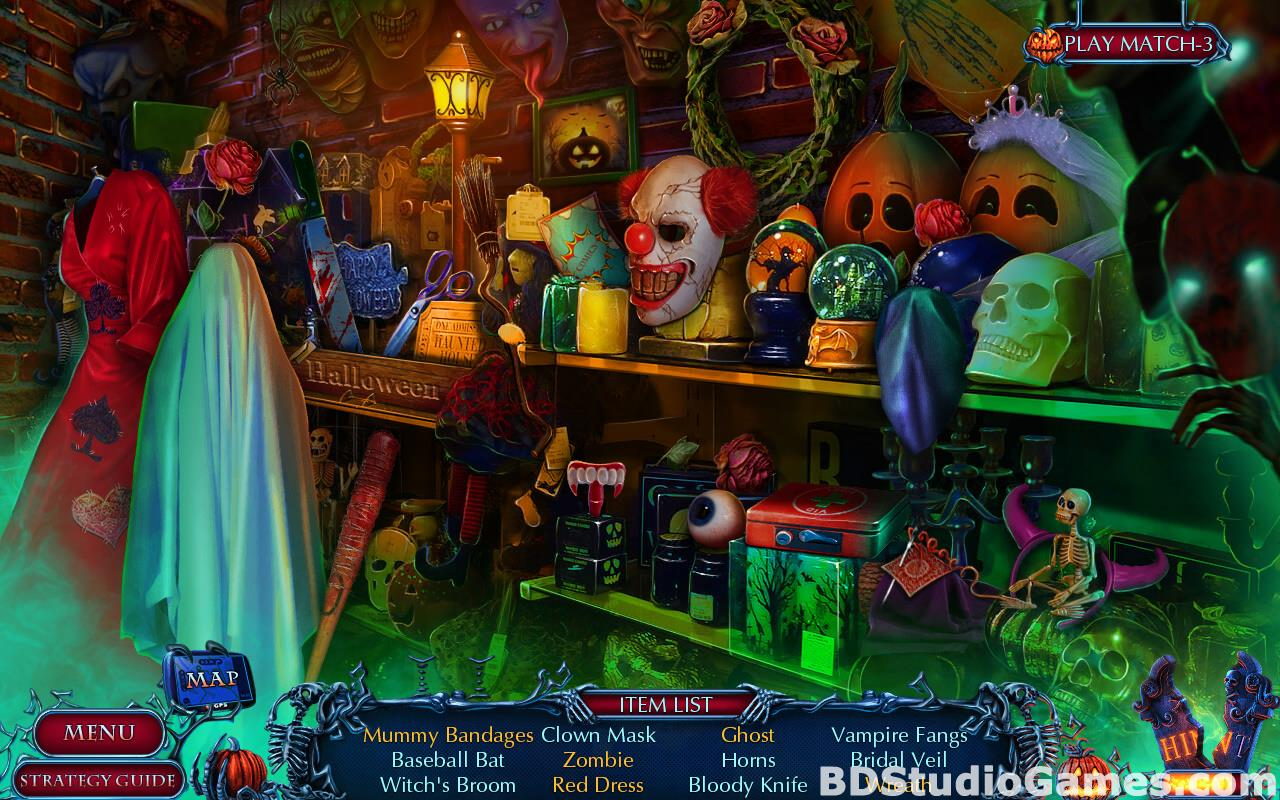 Halloween Chronicles: Evil Behind a Mask Collector's Edition Free Download Screenshots 12