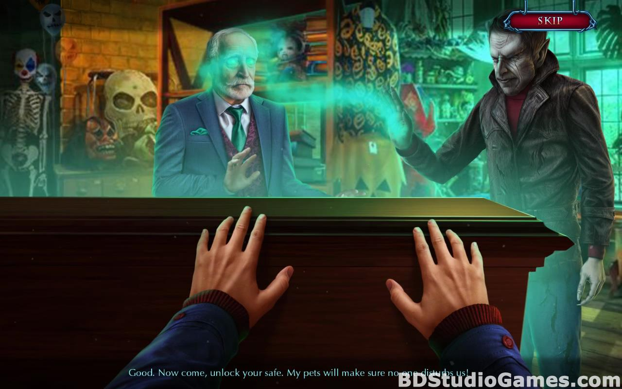 Halloween Chronicles: Evil Behind a Mask Collector's Edition Free Download Screenshots 14