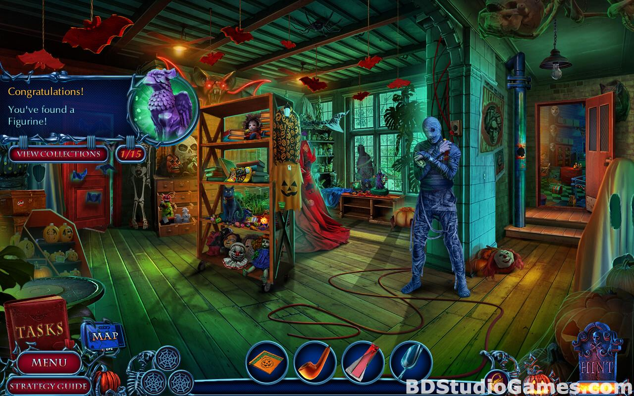 Halloween Chronicles: Evil Behind a Mask Collector's Edition Free Download Screenshots 15