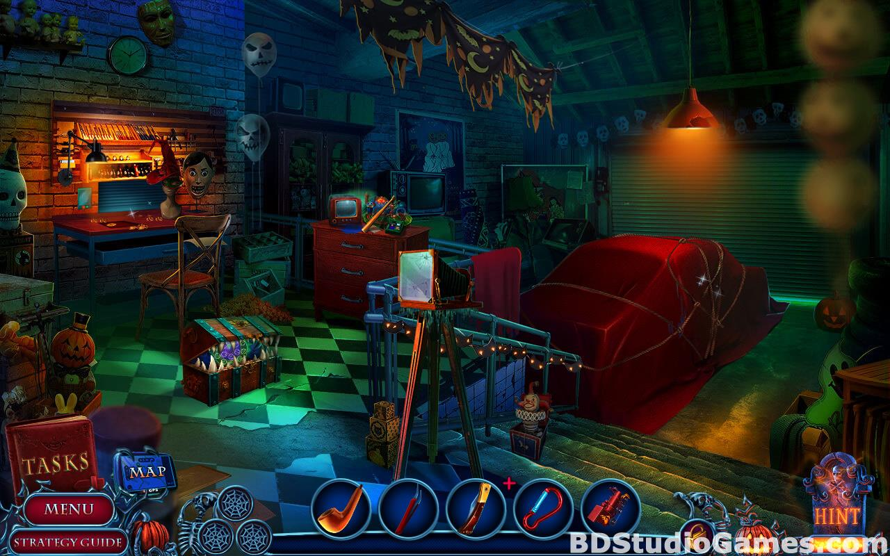 Halloween Chronicles: Evil Behind a Mask Collector's Edition Free Download Screenshots 16