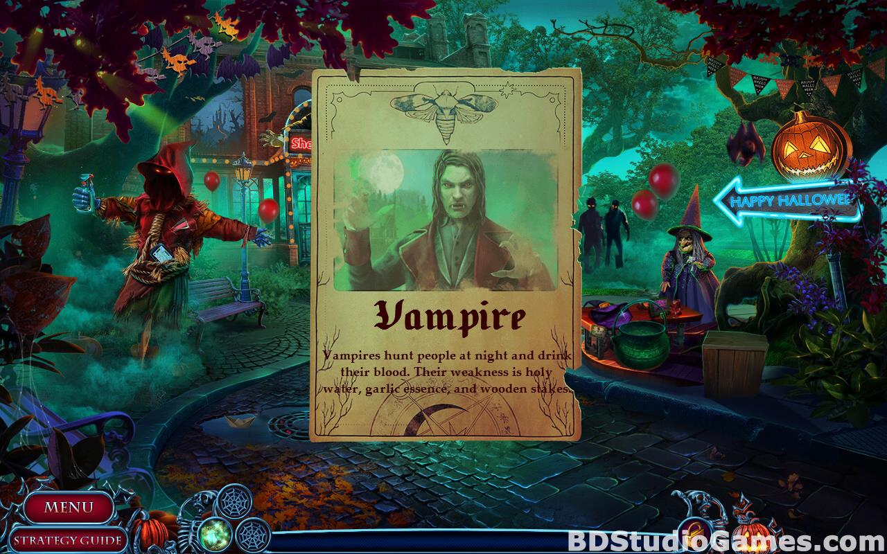 Halloween Chronicles: Evil Behind a Mask Collector's Edition Free Download Screenshots 08