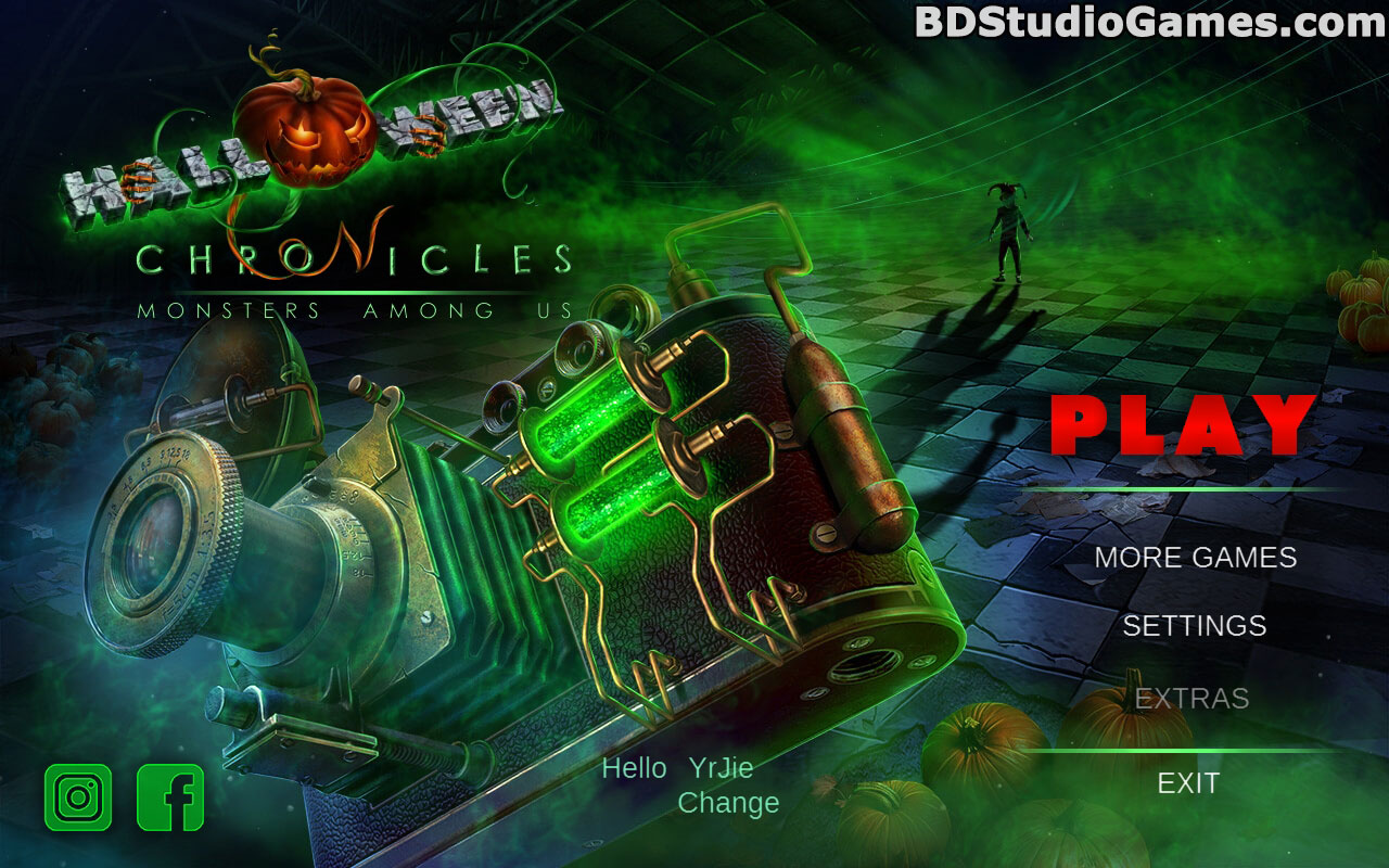 Halloween Chronicles: Monsters Among Us Collector's Edition Free Download Screenshots 1