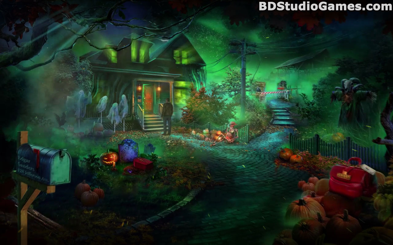 Halloween Chronicles: Monsters Among Us Collector's Edition Free Download Screenshots 2