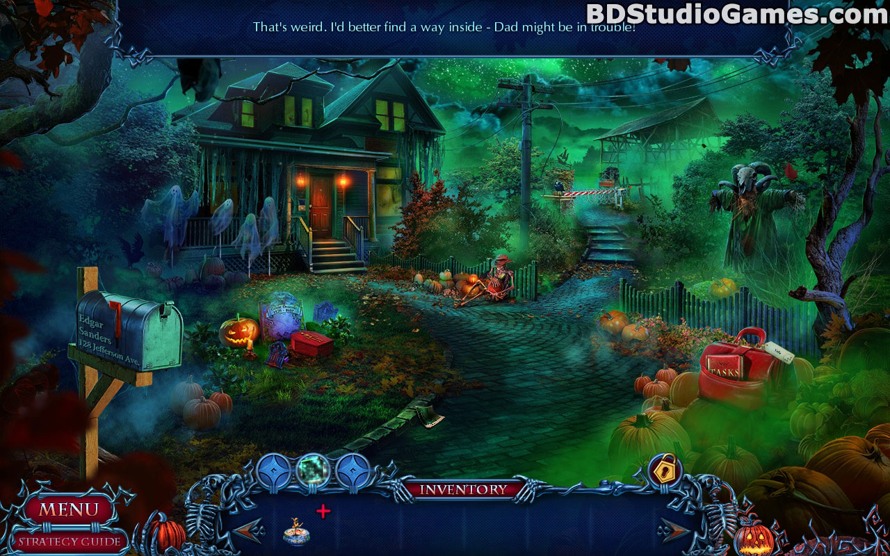 Halloween Chronicles: Monsters Among Us Collector's Edition Free Download Screenshots 5