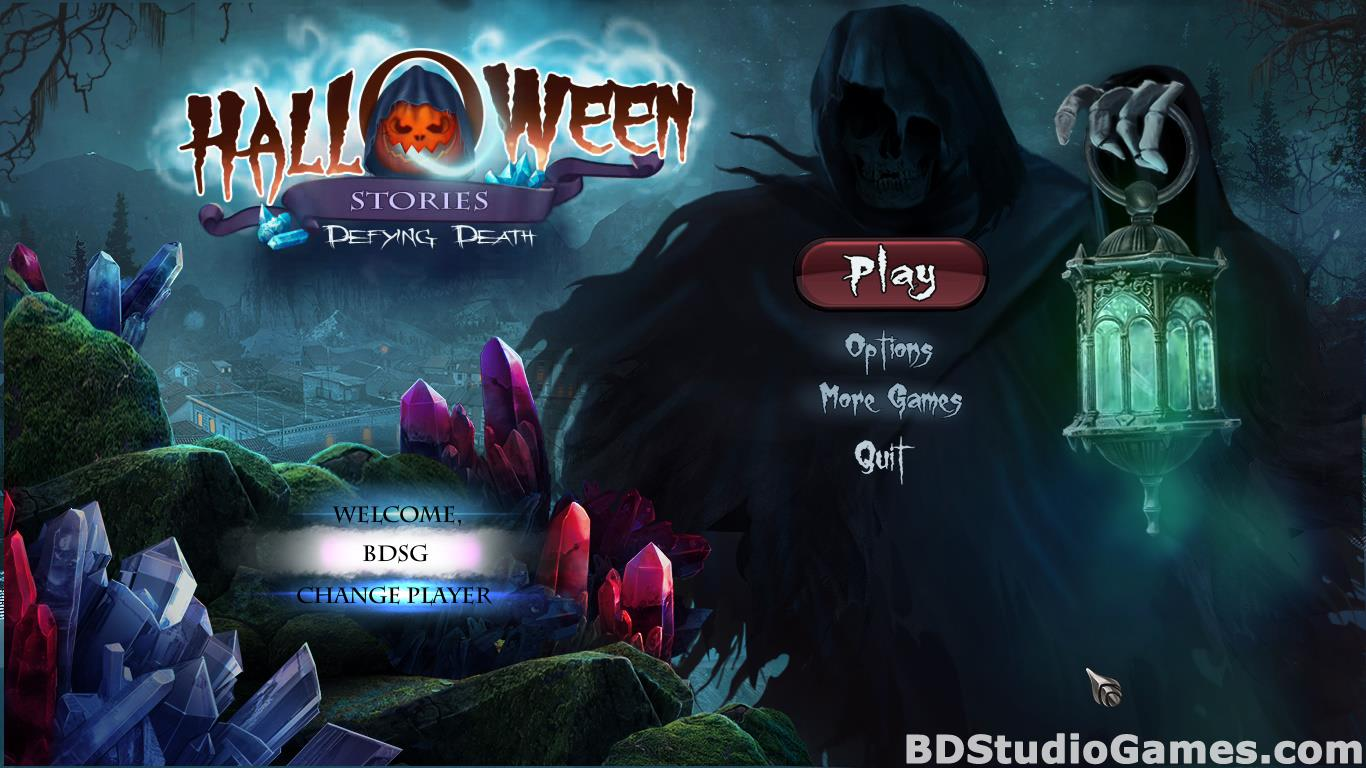 Halloween Stories: Defying Death Collector's Edition Free Download Screenshots 01