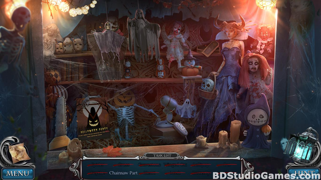 Halloween Stories: Defying Death Collector's Edition Free Download Screenshots 10
