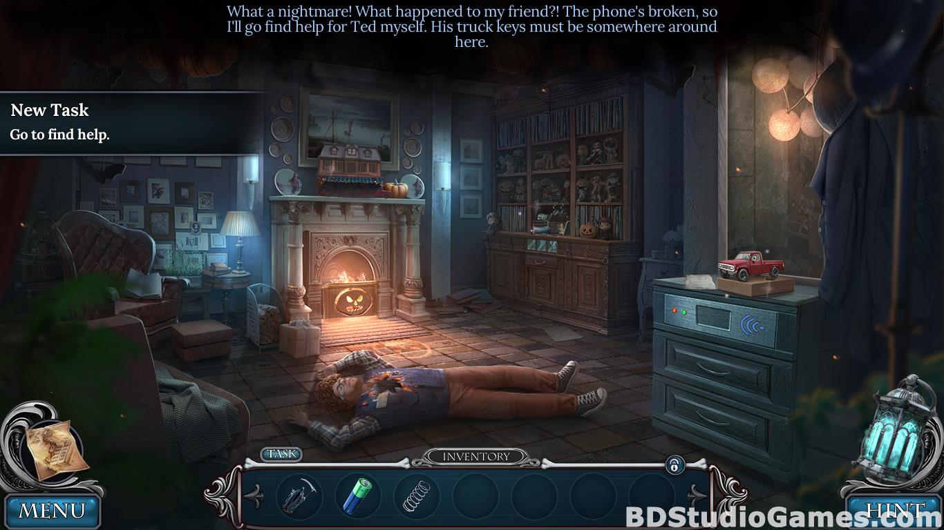Halloween Stories: Defying Death Collector's Edition Free Download Screenshots 18