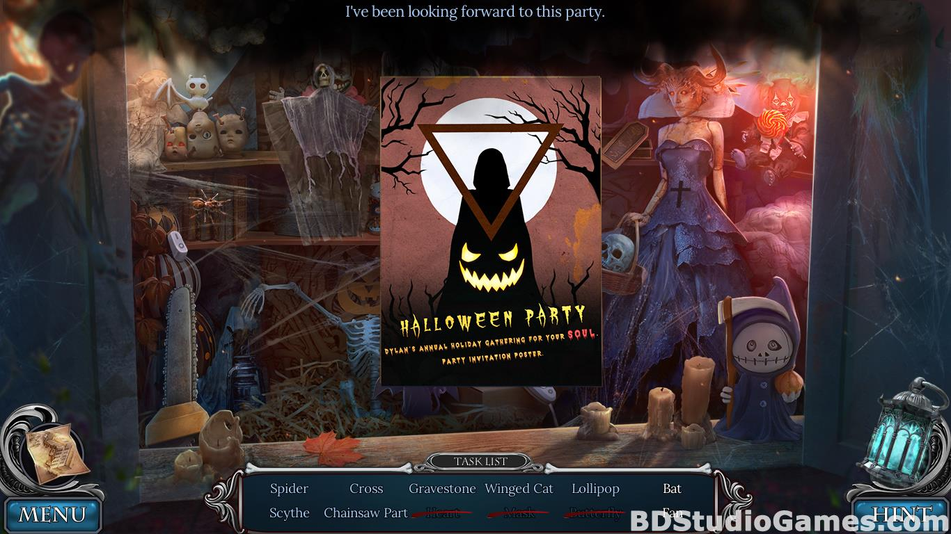 Halloween Stories: Defying Death Collector's Edition Free Download Screenshots 09