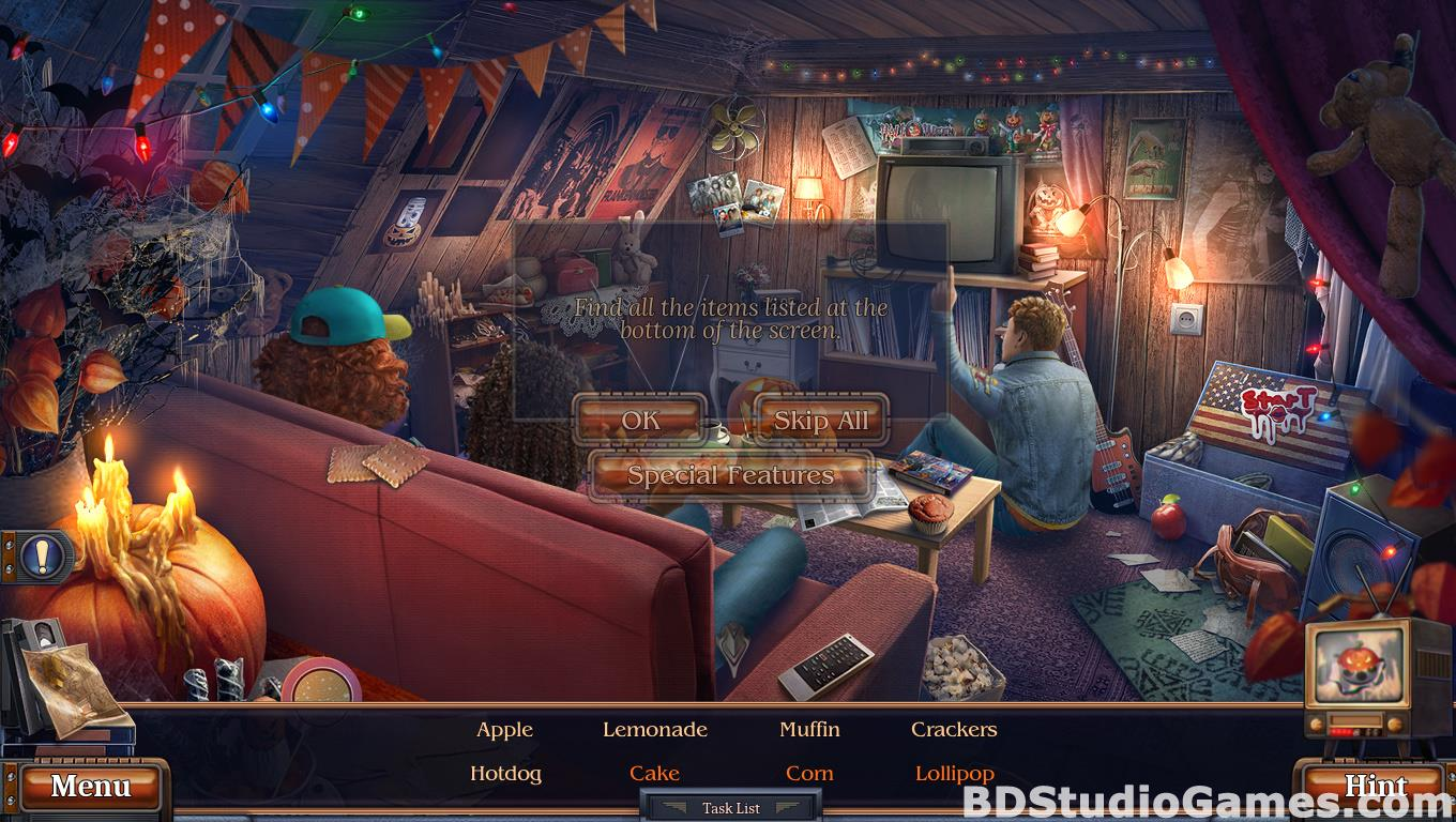 Halloween Stories: Horror Movie Collector's Edition Free Download Screenshots 03