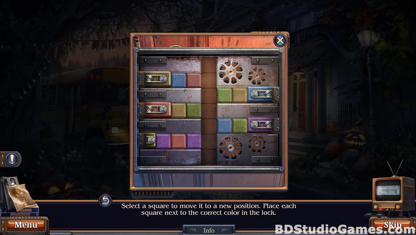 Halloween Stories: Horror Movie Collector's Edition Free Download Screenshots 08
