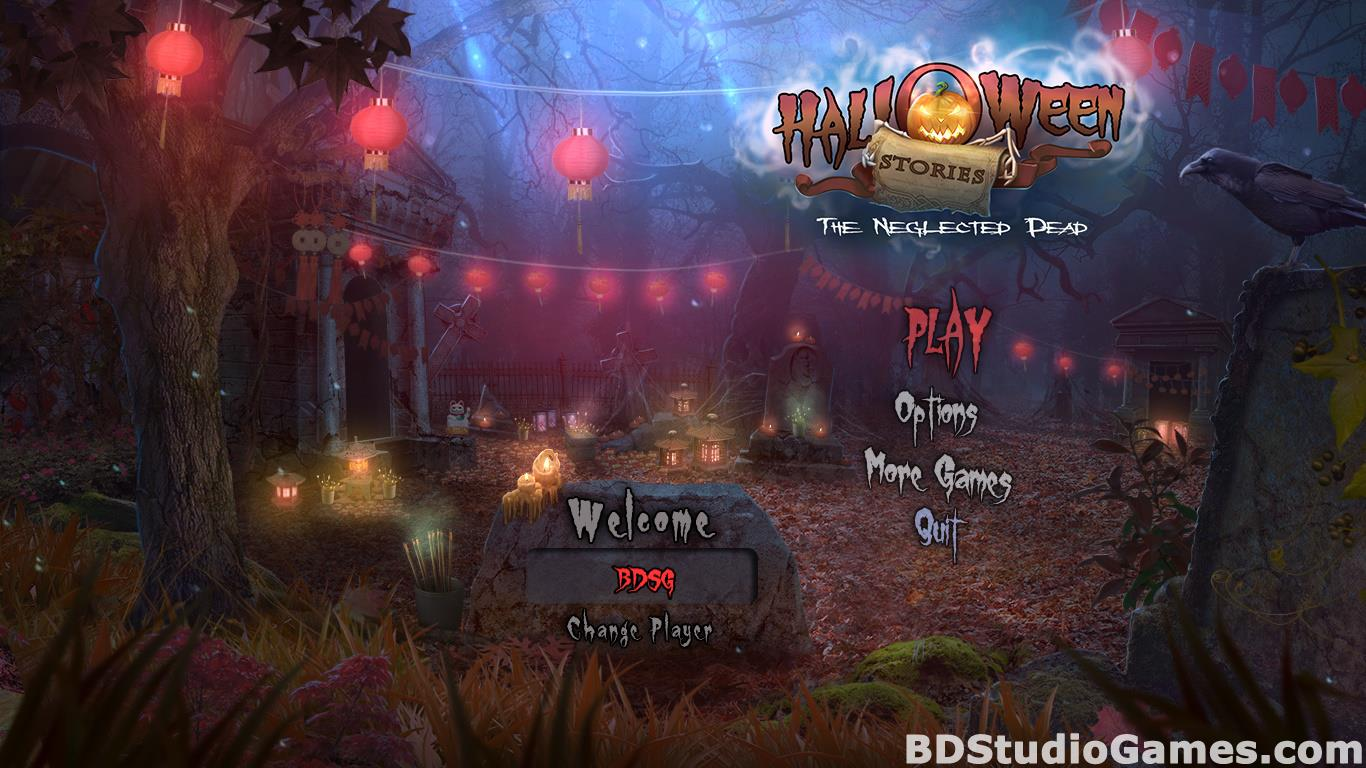 Halloween Stories: The Neglected Dead Collector's Edition Free Download Screenshots 01