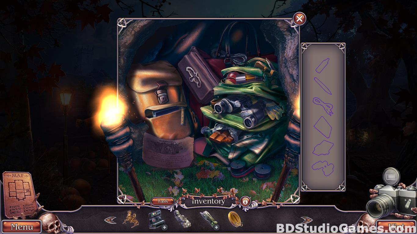 Halloween Stories: The Neglected Dead Collector's Edition Free Download Screenshots 18