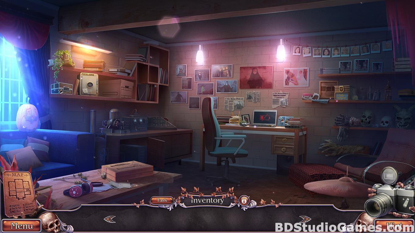 Halloween Stories: The Neglected Dead Collector's Edition Free Download Screenshots 05