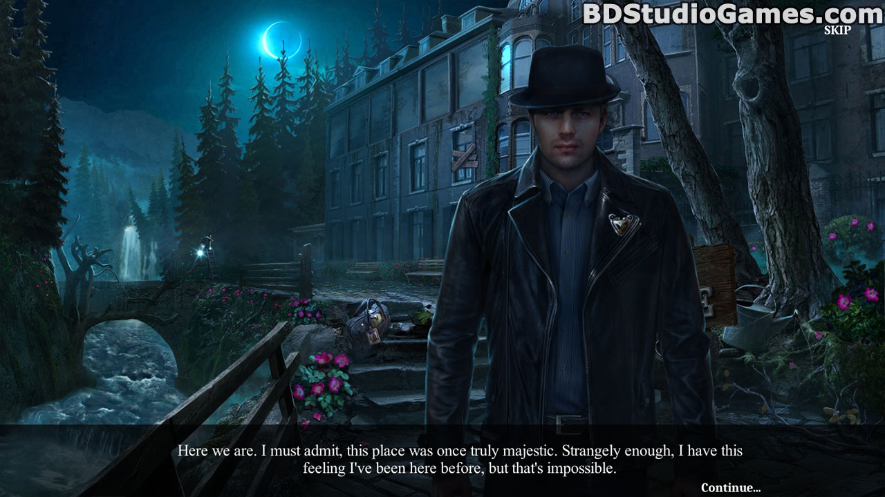 Haunted Hotel: Beyond the Page Collector's Edition Free Download Screenshots 2