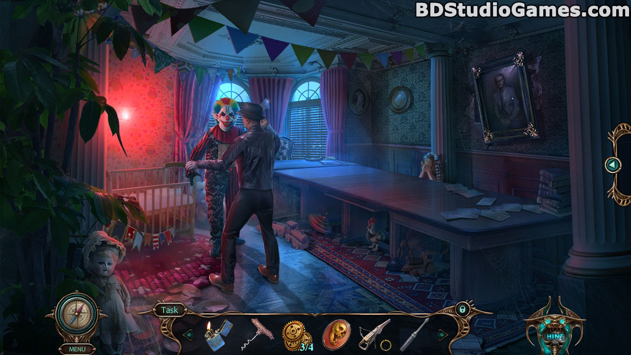 Haunted Hotel: Beyond the Page Collector's Edition Free Download Screenshots 4
