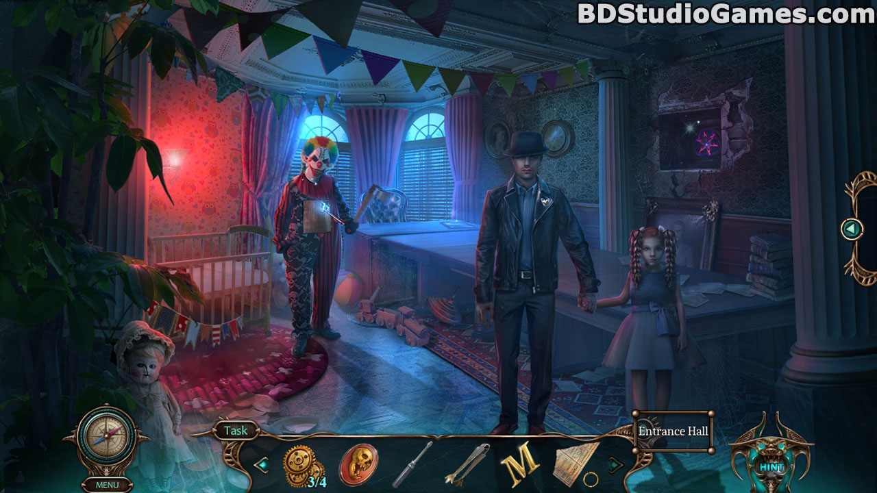 Haunted Hotel: Beyond the Page Collector's Edition Free Download Screenshots 6
