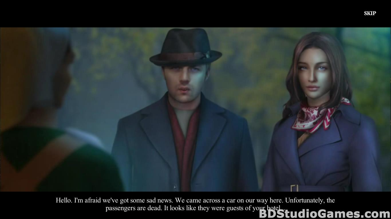 Haunted Hotel: Lost Time Collector's Edition Free Download Screenshots 13