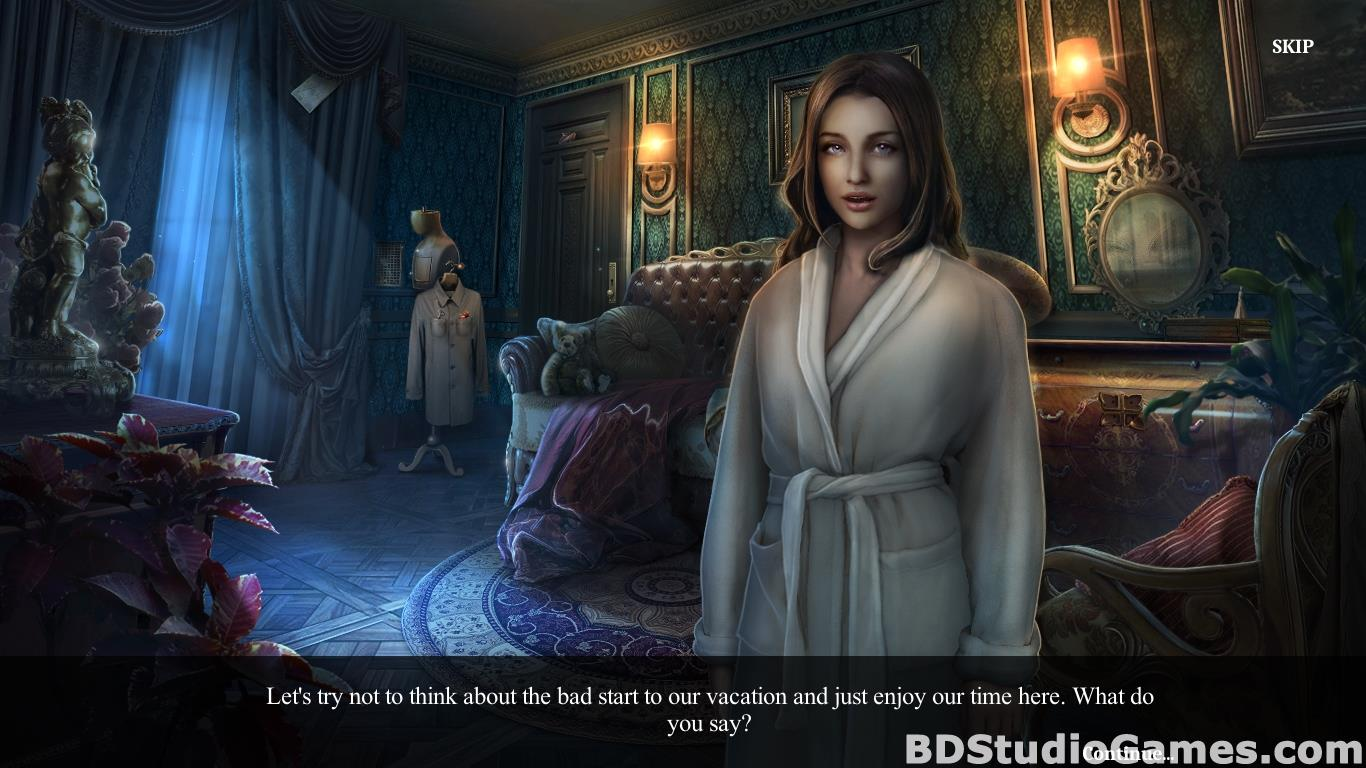 Haunted Hotel: Lost Time Collector's Edition Free Download Screenshots 15
