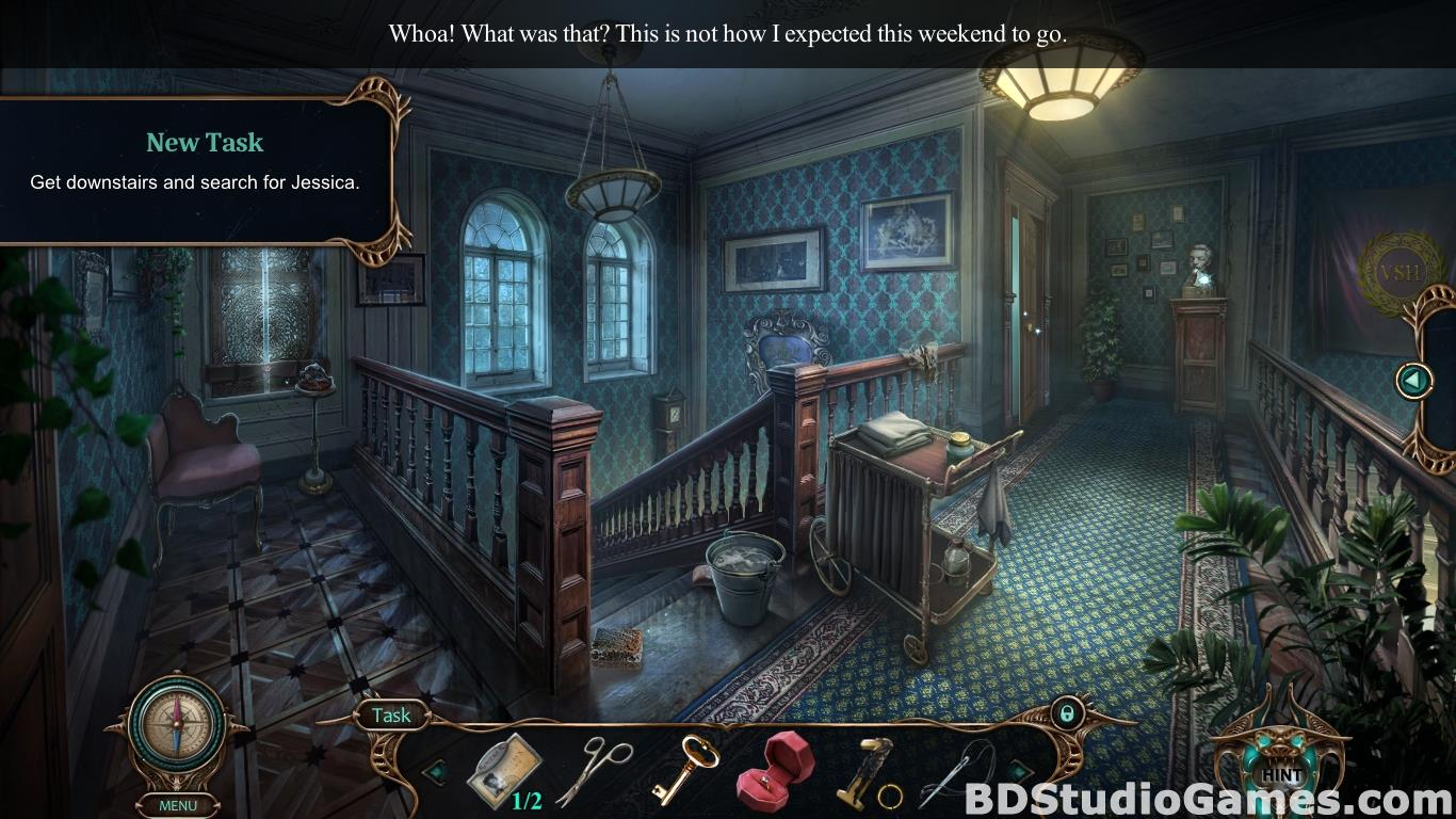 Haunted Hotel: Lost Time Collector's Edition Free Download Screenshots 17