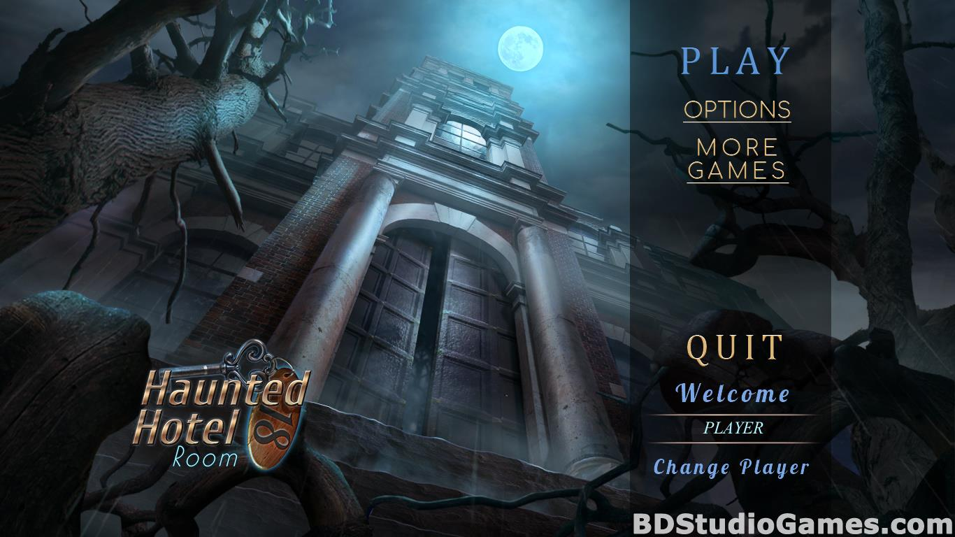 Haunted Hotel: Room 18 Collector's Edition Free Download Screenshots 01