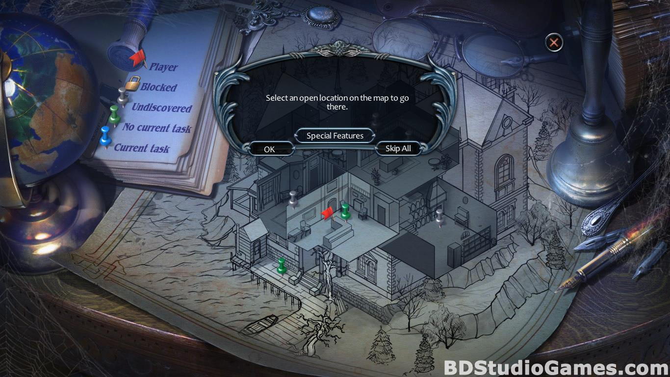 Haunted Hotel: Room 18 Collector's Edition Free Download Screenshots 13