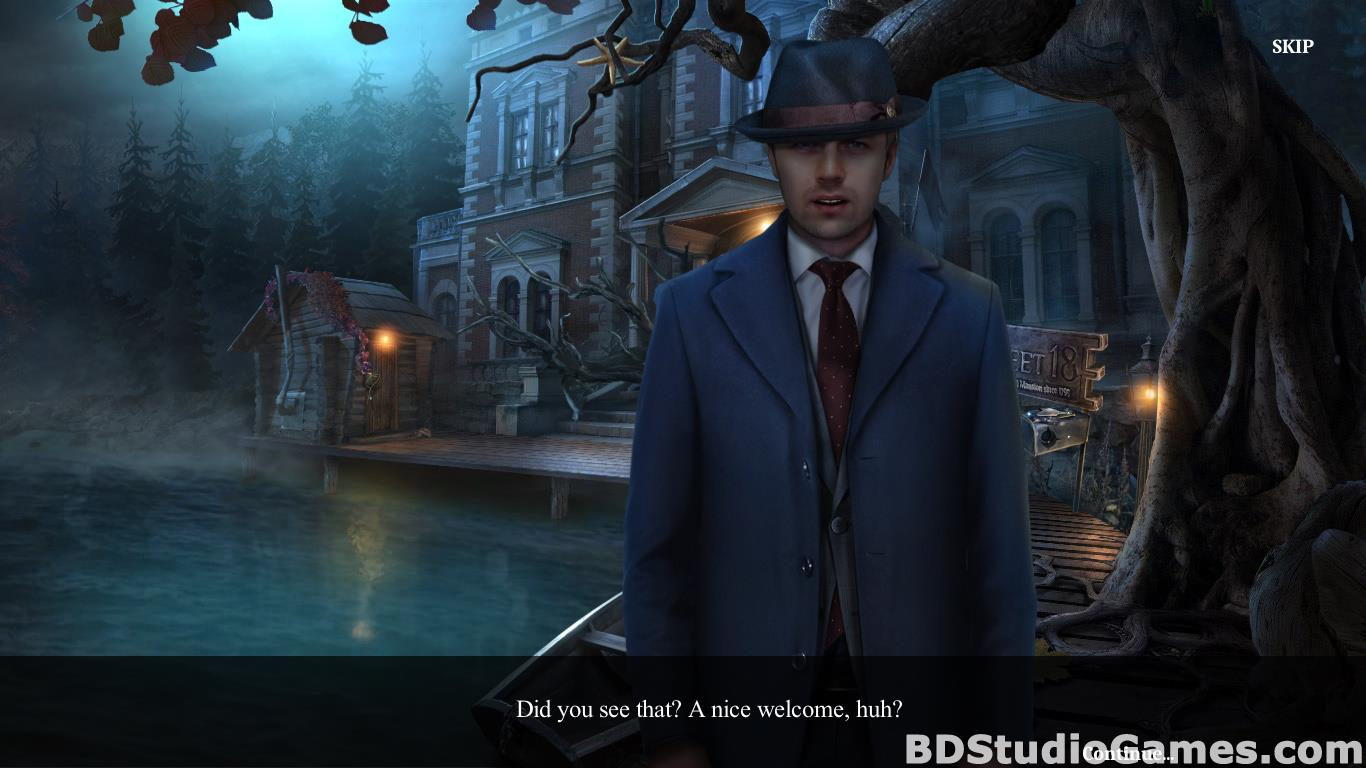 Haunted Hotel: Room 18 Collector's Edition Free Download Screenshots 04