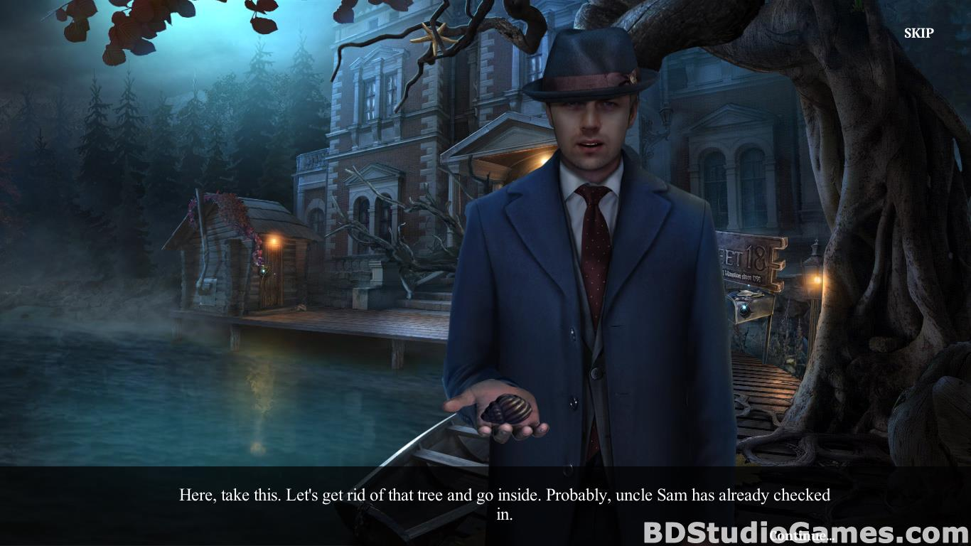 Haunted Hotel: Room 18 Collector's Edition Free Download Screenshots 05