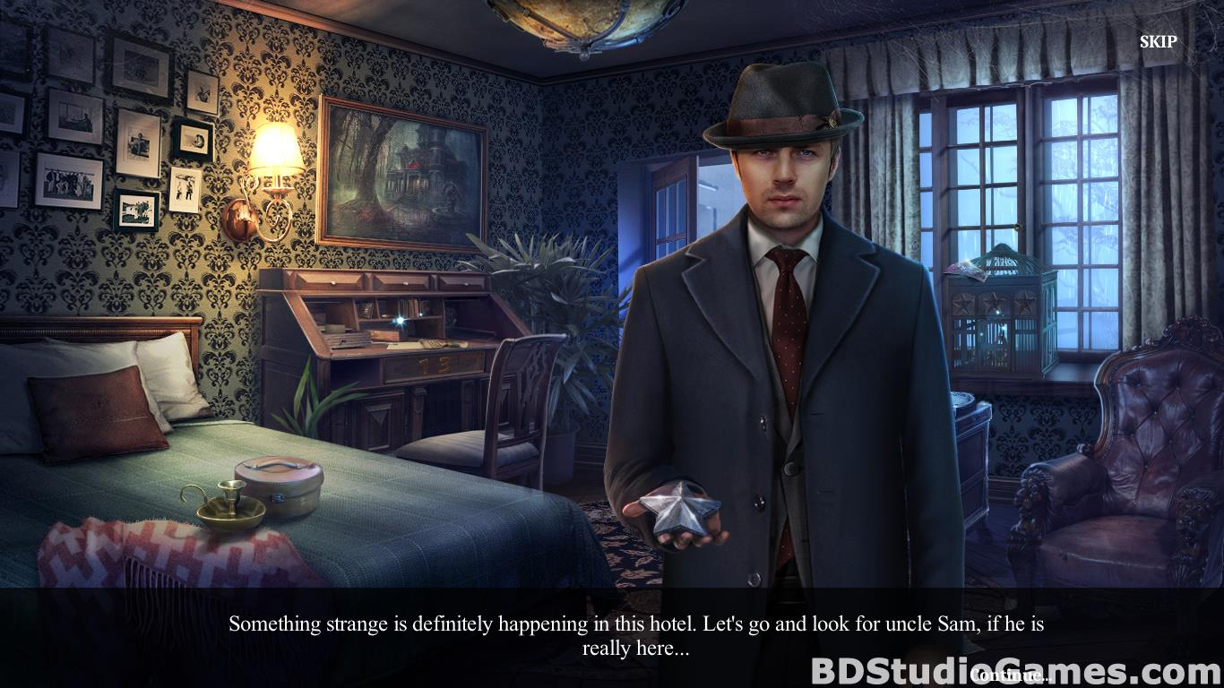 Haunted Hotel: Room 18 Game Download Screenshots 10
