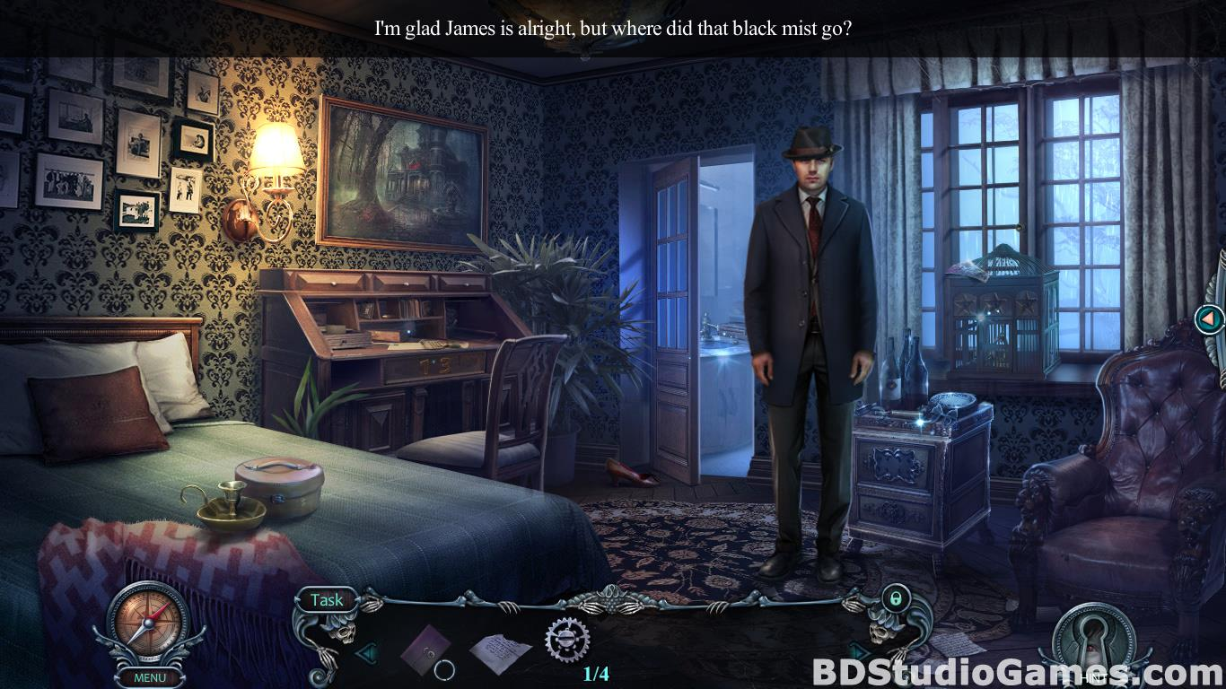 Haunted Hotel: Room 18 Game Download Screenshots 09