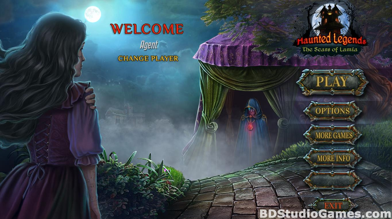 Haunted Legends: The Scars of Lamia Collector's Edition Free Download Screenshots 01
