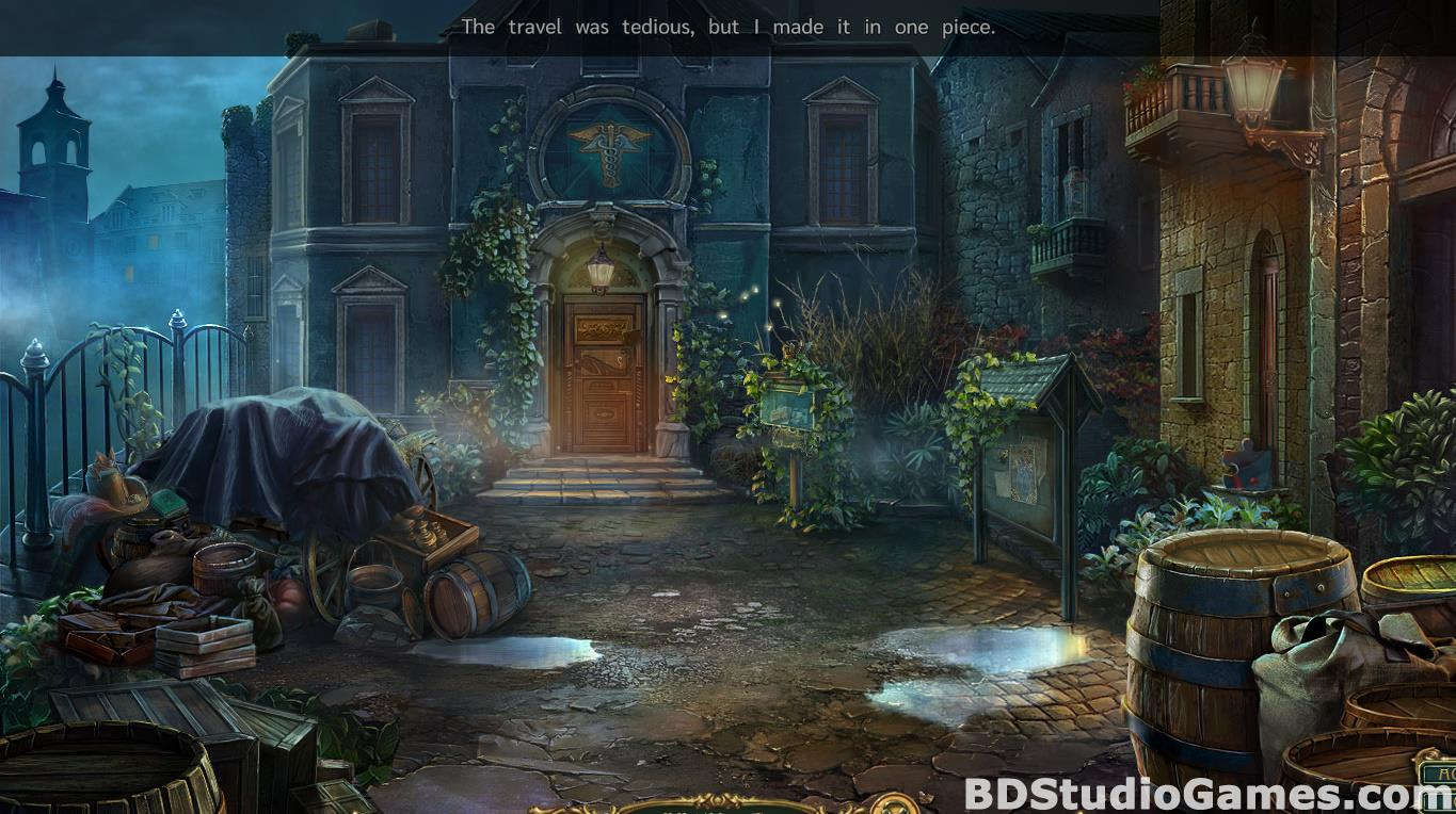Haunted Legends: The Scars of Lamia Collector's Edition Free Download Screenshots 04