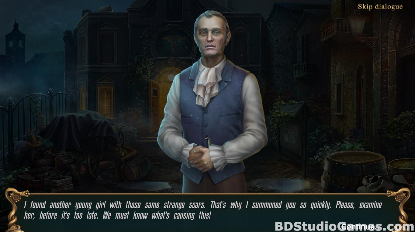 Haunted Legends: The Scars of Lamia Collector's Edition Free Download Screenshots 06