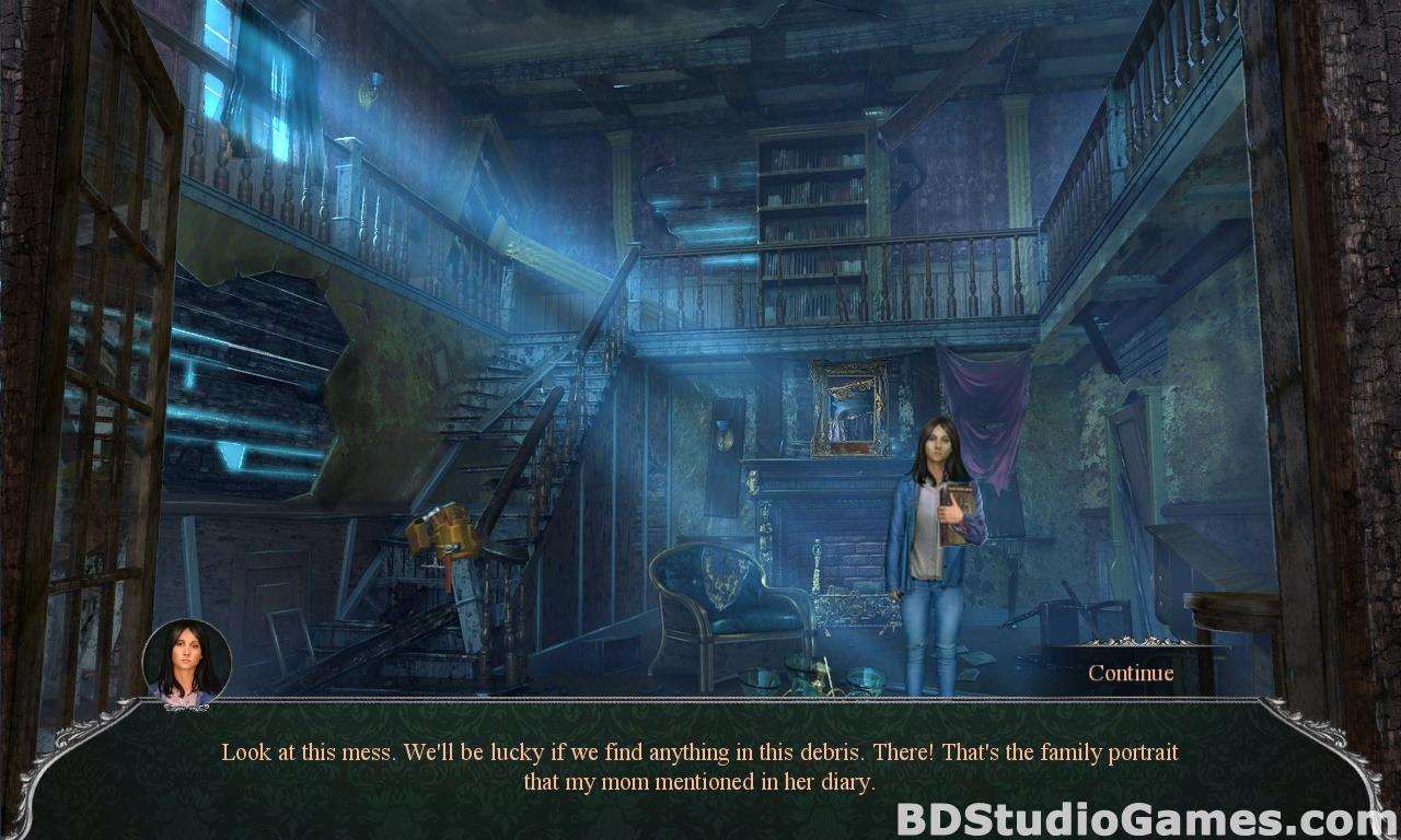 Haunted Manor: Remembrance Collector's Edition Free Download Screenshots 13