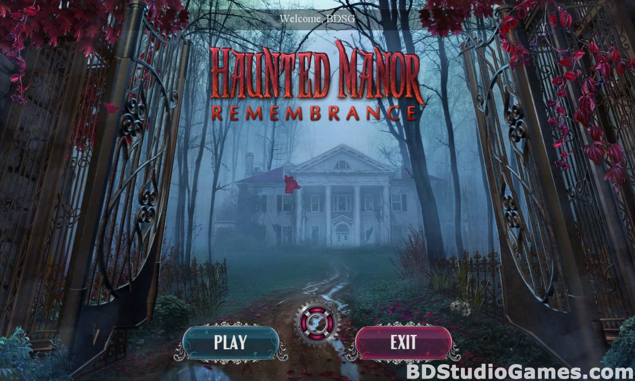 Haunted Manor: Remembrance Collector's Edition Free Download Screenshots 02