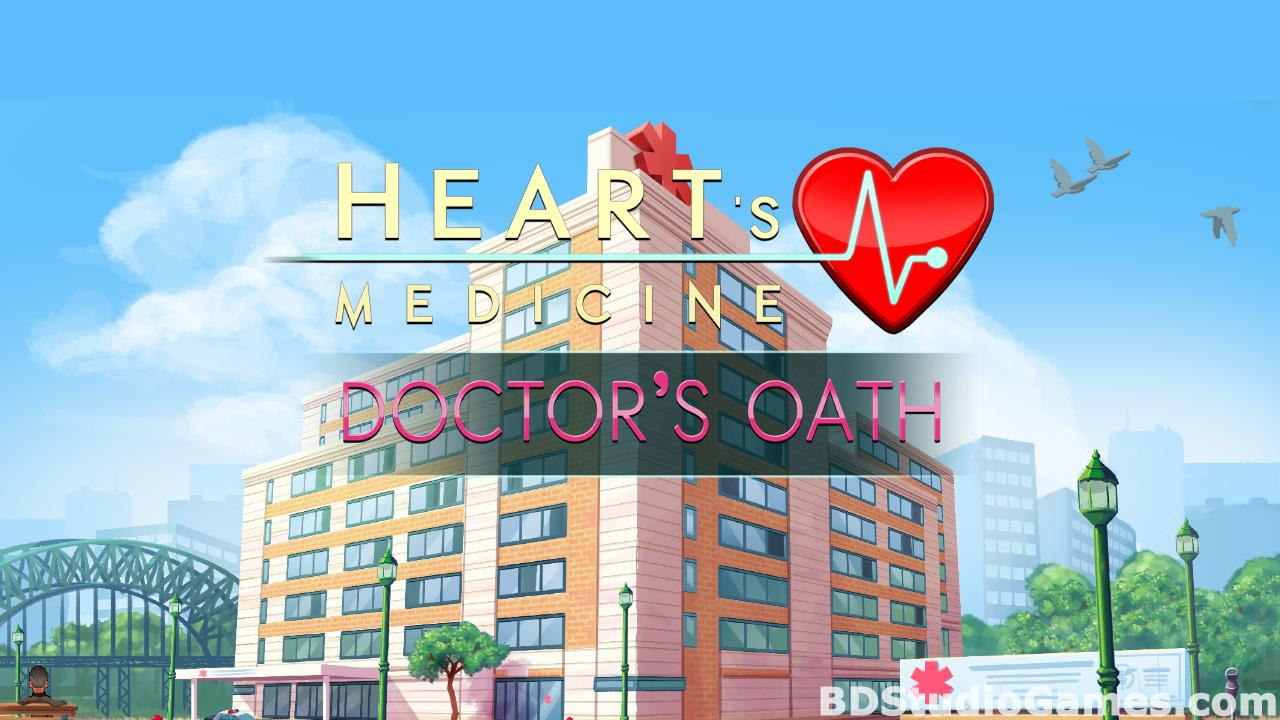 Heart's Medicine: Doctor's Oath Collector's Edition Free Download Screenshots 01