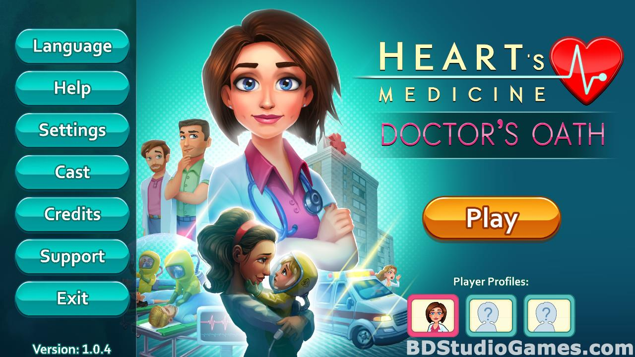 Heart's Medicine: Doctor's Oath Collector's Edition Free Download Screenshots 10