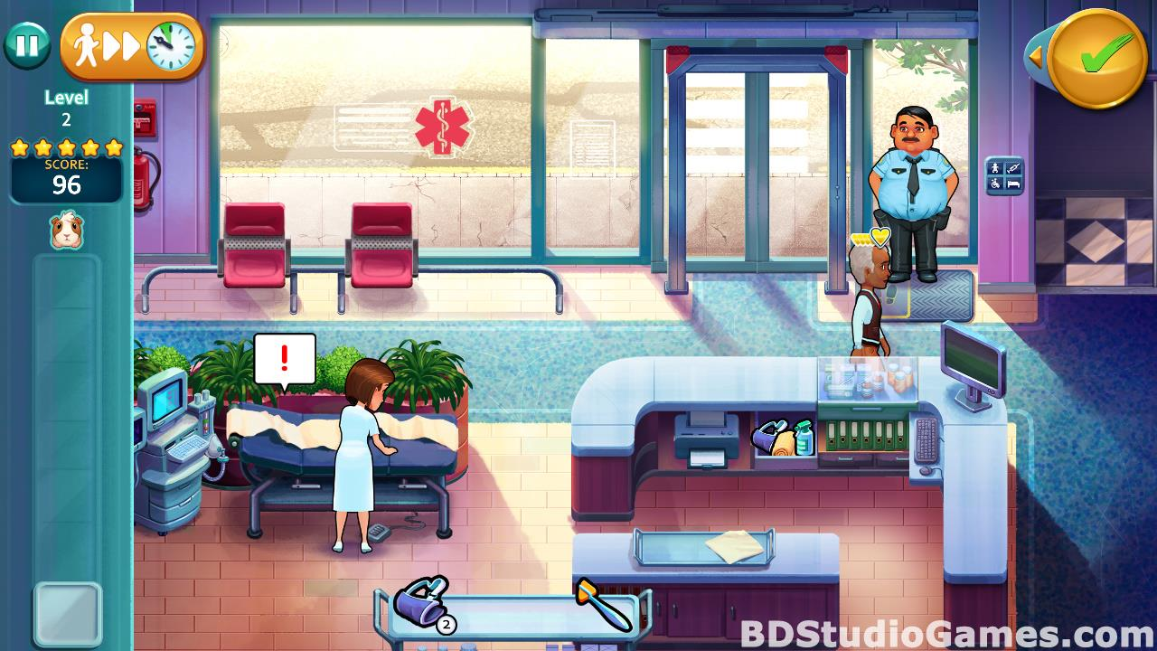 Heart's Medicine: Doctor's Oath Collector's Edition Free Download Screenshots 15