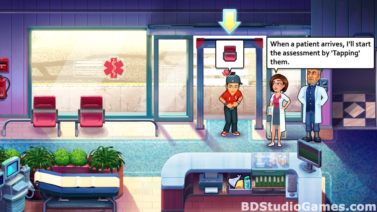 Heart's Medicine: Doctor's Oath Collector's Edition Free Download Screenshots 03
