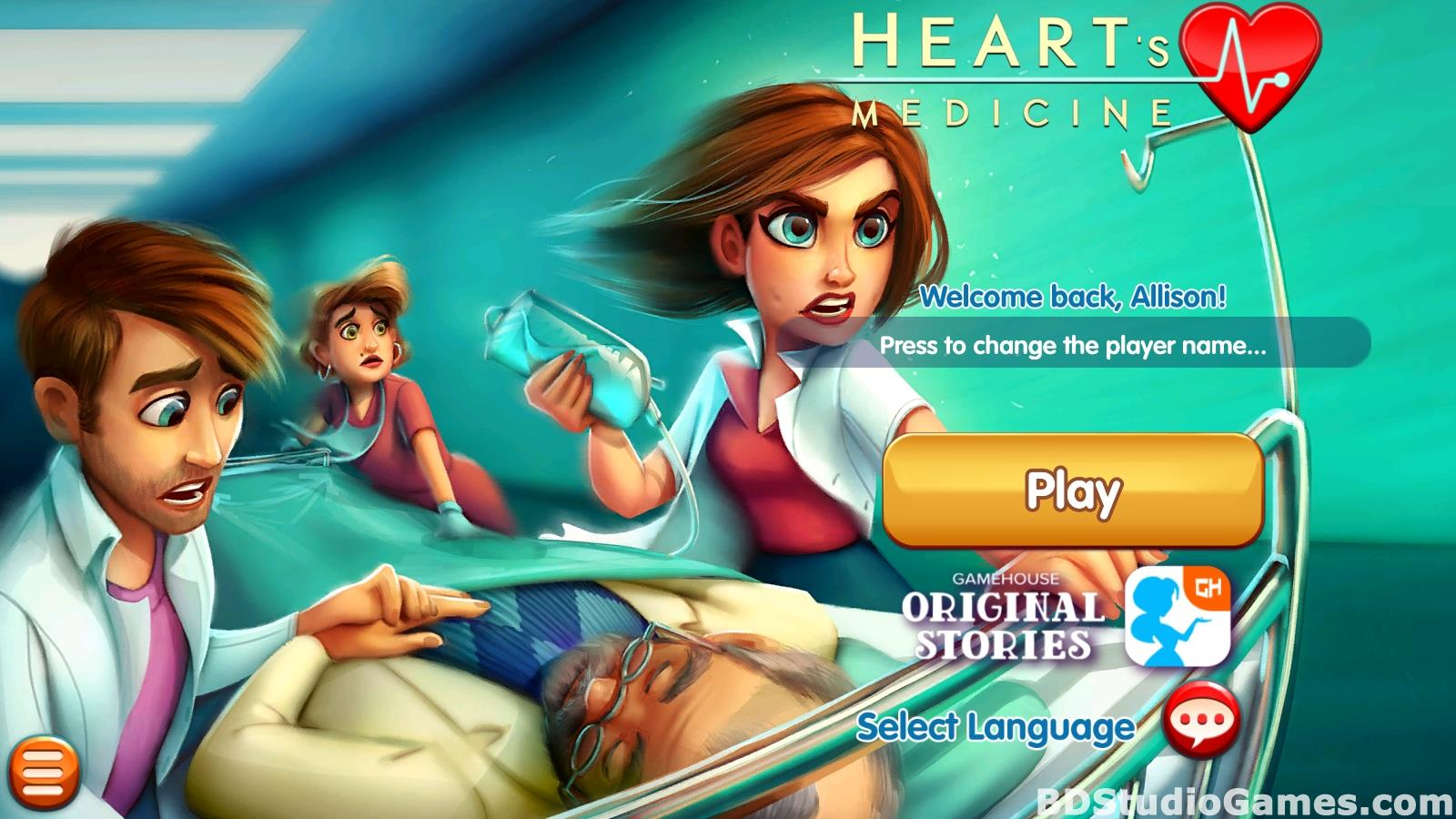 Heart's Medicine: Season One Remastered Edition Free Download Screenshots 01